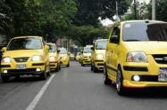 Referencia de taxis