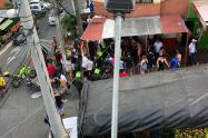 Esta comuna del noroccidente de Medellín, registra este año 14 homicidios.