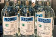 Desde hoy, alcohol antiséptico de la fabrica de licores de Antioquia, se comercializará en almacenes