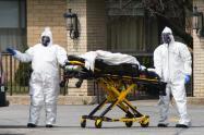 Muertos por coronavirus en EE.UU.