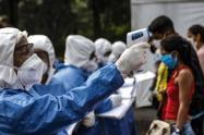 Los casos en Colombia llegan 3.439