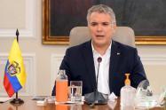 Presidente Duque descarta una reforma tributaria
