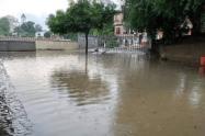 Inundaciones en Santa Fe de Antioquia