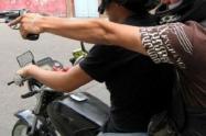 Este crimen fue perpetrado por hombres motorizados.