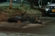 Ni la cuarentena para la violencia en Bello, asesinaron a un electricista en Niquia