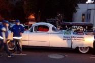 Caravanas con féretros del coronavirus recorren el municipio de Bello