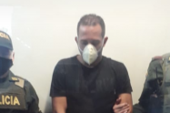 Violó la cuarentena para atracar a un policía en Itagüí