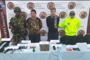 Al grupo criminal le atribuyen el homicidio de tres geólogos ordenado por alias Cabuyo.