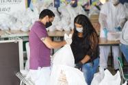 Entregarán paquete alimentaron a mas de 17 mil estudiantes en Itagüí