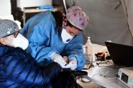 80 vehículos oficiales transportarán personal médico en Medellín, por la contingencia del coronavirus
