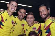 Maluma y Selección Colombia