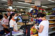 Supermercado en Medellín