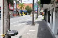 Calles de Envigado, Antioquia.