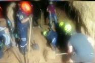 Un joven de 25 años murió sepultado cuando removía un terreno en Medellín