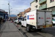 De una puñalada en la espalda mataron a un adulto mayor en el centro de Medellín