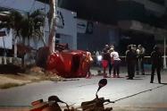 Murió hijo del desaparecido cantante vallenato Diomedes Díaz en accidente de tránsito