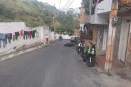 Este homicidio fue perpetrado en zona rural de este municipio del Norte del Valle de Aburrá.