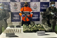 Ejército Desmanteló un depósito de armas en el municipio de Turbo, Antioquia