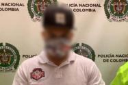 Captura de homicida en Copacabana