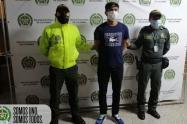 El detenido era uno de los más buscados en Medellín.
