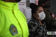 """Capturan en Bello alias """"Deisy"""", presunta integrante de las milicias del ELN"""