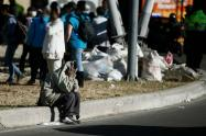 De una puñalada asesinan habitante de calle en el centro de Medellín