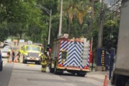 Susto por explosión cerca al bunker de la Fiscalía de Medellín