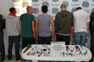 Policía recapturó a cinco presos que se habían fugado de la cárcel de Abejorral, Antioquia