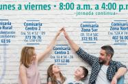 En Itagüí, Antioquia, están abiertas las cinco comisarias de familia
