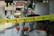 El cuerpo de esta persona no presentaba signos de tortura, revelaron las autoridades.