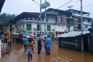 Perdieron sus casas y cultivos, por lo que requieren ayudas humanitarias urgentes.