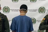 Niño de 15 años fue aprehendido cuando exigía $20 millones a un ingeniero en Itagüí, Antioquia
