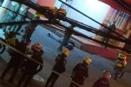 Balacera dejó un muerto y dos heridos en el nororiente de Medellín