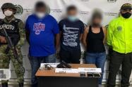 Por $400 millones tres delincuentes secuestraron a dos mineros en Barbosa, Antioquia