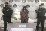 """Capturan alias """"Sossa"""" presunto cabecilla del combo """"El Diamante"""" en Medellín"""