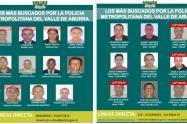Más de 55 personas, integrantes de éstas estructuras, han sido capturadas en el Valle de Aburrá.