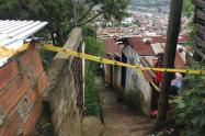 La mujer trans fue hallada sin vida en el barrio Granizal de Medellín.