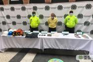 Cogieron en Medellín a uno de los presuntos ladrones de la mina de oro en Zaragoza