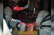 Alias Yoli se presentó ante el Ejército en el Chocó y pidió auxilio.