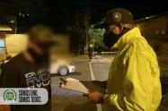 Capturan a presunto extorsionista cuando exigía $10 millones a un comerciante en Sabaneta