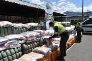 Más de $ 4.500 millones en contrabando recuperó la policía en el mes de mayo en Medellín