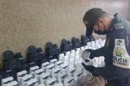 20 mil artículos de contrabando incautaron las autoridades en Medellín