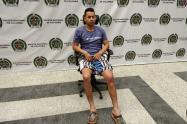 """Se le escapó a la policía alias """"curramba"""" cuando le hacían aseo a la celda en Medellín"""