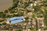 En el departamento, otras 17 localidades están en alerta naranja por deslizamientos de tierra.