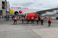 Aerolínea Viva Air.