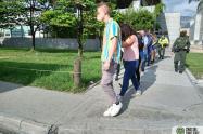 Sorprenden a 10 extranjeros en tremenda fiesta en el barrio Laureles de Medellín