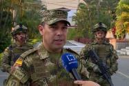 Fiscalía ocupó millonario condómino del ex comandante de la Cuarta Brigada de Medellín