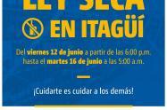 Decretan ley seca en Itagüí Antioquia durante los tres puentes festivos