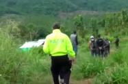Referencia homicidio en el Suroeste de Antioquia