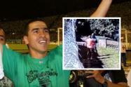 Con video del robo, Víctor Hugo Aristizábal denunció atraco este martes